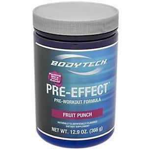 Bodytech Tech X Pre Effect
