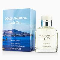 Dolce & Gabbana Light Blue Discover Vulcano Pour Homme
