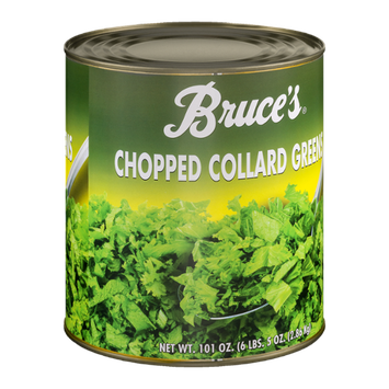 Bruce's Chopped Collard Greens