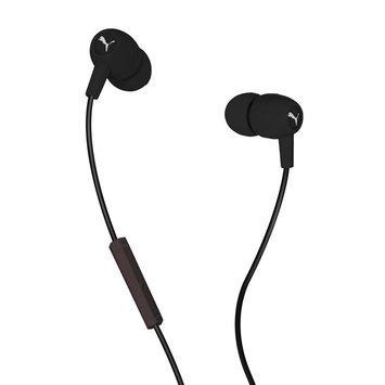 PUMA Mach 9 In-Ear Headphones PMAD3042-BLK (Black)