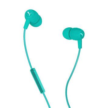 PUMA Mach 9 In-Ear Headphones PMAD3042-TEAL (Blue)