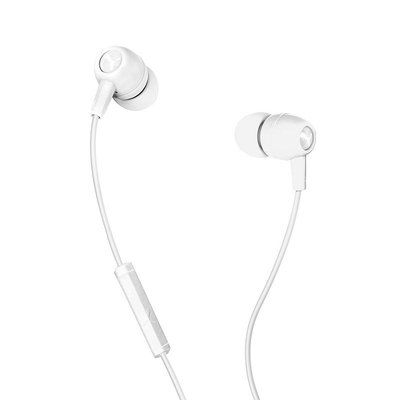 PUMA Mach 9 In-Ear Headphones PMAD3042-WHT (White)