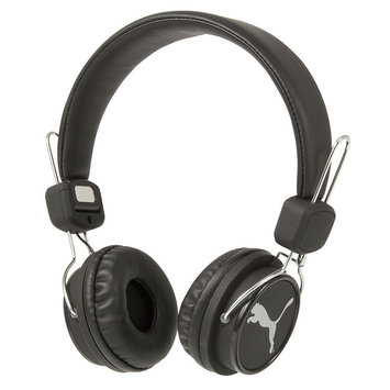 PUMA League Over-Ear Headphones PMAD3045-BLK (Black)