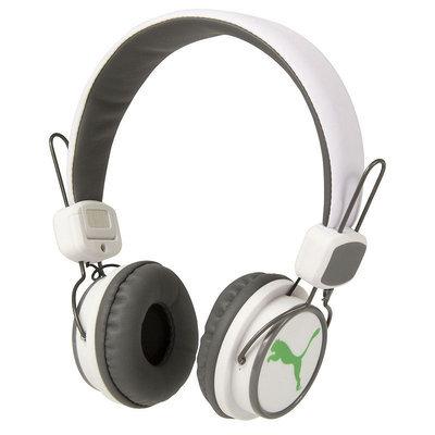 PUMA League Over-Ear Headphones PMAD3045-WHT (White)