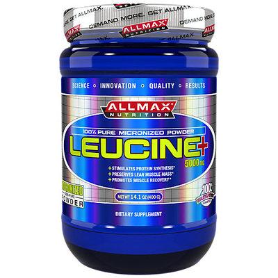 ALLMAX Nutrition Leucine Powder 14 oz