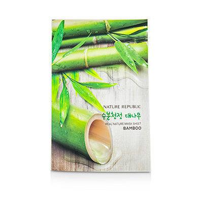 Nature Republic - Real Nature Mask Sheet (Bamboo) 10 sheets