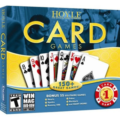 Encore Hoyle Card Games 2008 DVD