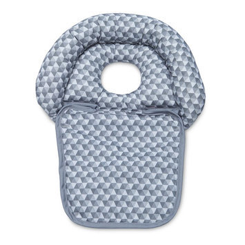Boppy Noggin Nest Head Support, Grey