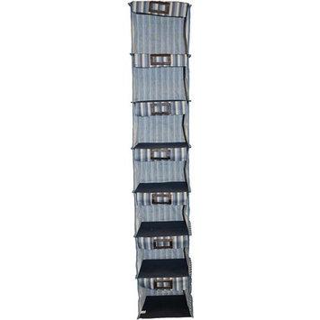 Home Products 36122750.06 7 Shlf Hanging Organizr Stripe