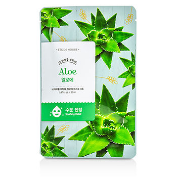 Etude House - New I Need You, Aloe! Mask Sheet 5 pcs
