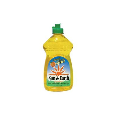 Sun Earth Sun & Earth Ultra Dish Liquid, Natural, 13 oz
