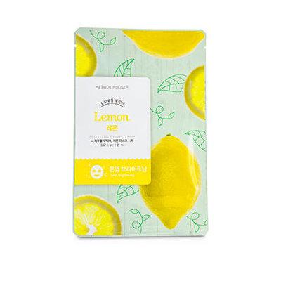 Etude House I Need You Mask Sheet - Lemon! (Tone Brightening) 10x20ml/0.67oz