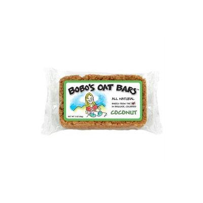 Bobos Oat Bars Coconut All Natural Wheat Free Oat Bar, 3 oz