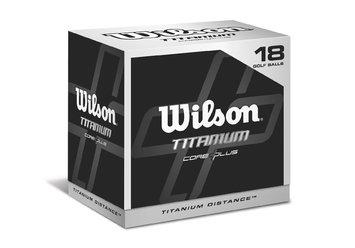 Wilson Golf Ball Titanium - WILSON SPORTING GOODS