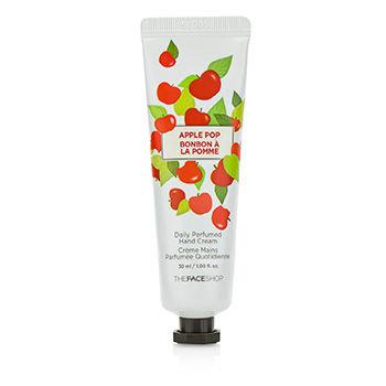 The Face Shop Daily Perfumed Hand Cream 30ml (#03 Apple Pop)