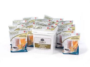 Legacy Premium Food Storage Prepare Wise Long Term Food Supply 160 Serving Powdered Milk - Legacy