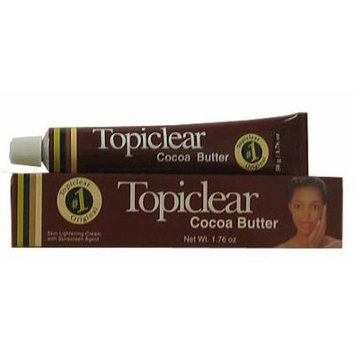 Topiclear Cocoa Butter Skin Lightening Cream 1.76 oz.