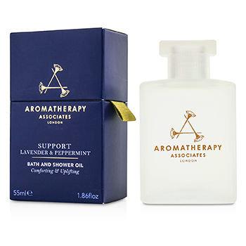 Aromatherapy Associates Rescue Lavender & Peppermint Bath & Shower Oil (55ML)
