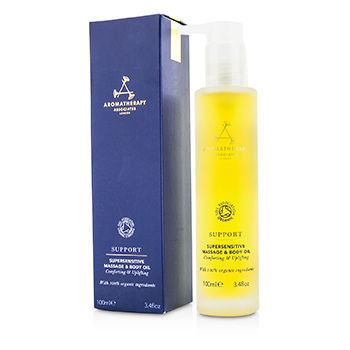 Aromatherapy Associates Support Supersensitive Massage Oil