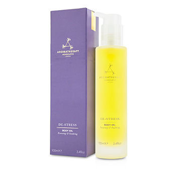 Aromatherapy Associates De-Stress Massage & Body Oil 100ml
