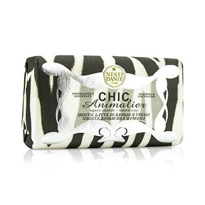 Nesti Dante - Chic Animalier Bath Soap - White - 250g