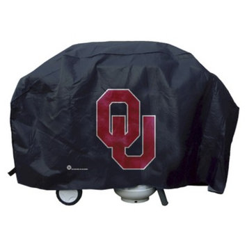 Rico Industries, Inc. Oklahoma Sooners Deluxe Grill Cover