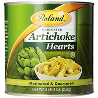 Roland Marinated Quarters Artichoke Hearts