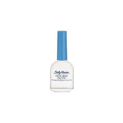Sally Hansen Double Duty Base and Top Coat, 0.45 Fluid Ounce