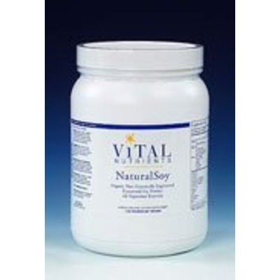 Vital Nutrients - NaturalSoy (Organic GMO-Free) 567 gms