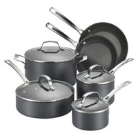 Circulon Genesis 10pc Hard Anodized Cookset