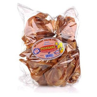 PCI Pet Center DPC15048 20-Pack Natural Pig Ear with Label for Dog, Large