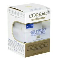 L'Oréal Age Perfect Pro-Calcium Day Cream for Very Mature Skin, Fragrance-Free, 1.7 oz
