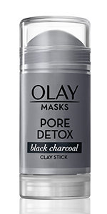 Olay Pore Detox Black Charcoal Clay Face Mask Stick