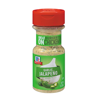 McCormick® Garlic Jalapeno Seasoning