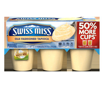 Swiss Miss Pudding Old Fashioned Tapioca