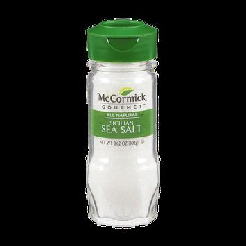 McCormick Gourmet™ Sicilian Sea Salt