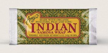 Amy's Kitchen Indian Samosa Wrap