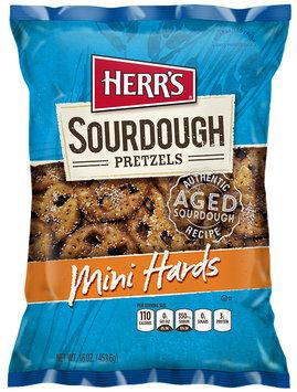 Herr's® Mini Sourdough Hard Pretzels