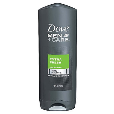Dove Men+Care Extra Fresh Body And Face Wash 18 Oz