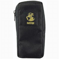 Garmin Handheld GPS Case - Top-loading - Belt Loop - Nylon - Black