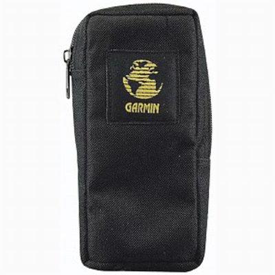 Garmin Handheld GPS Case - Top-loading - Belt Loop - Nylon - Black