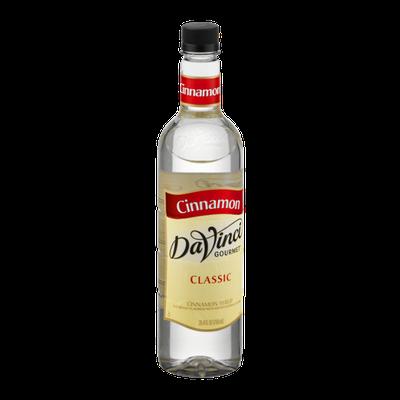 Da Vinci Gourmet Classic Cinnamon Syrup