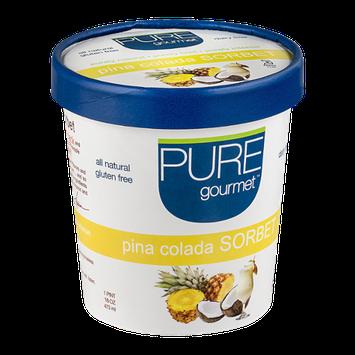 Pure Gourmet Sorbet Pina Colada