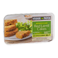 Veggie Patch Moroccan Red Lentil Cakes