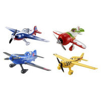 Disney s Planes Take To The Skies Die-Cast 4-Pack