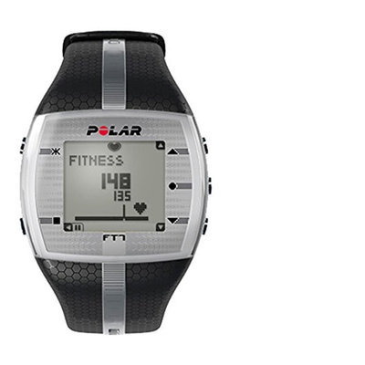 Polar Ft7 Unisex Heart Rate Monitor Black/Silver