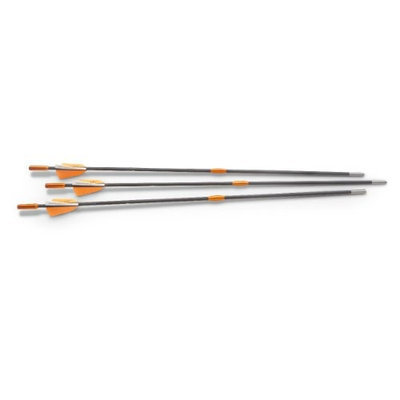 3-Pk. of Victory Death Nail Carbon Crossbow Bolts