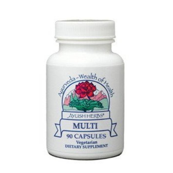 Ayush Herbs - Multi (Multivitamin) 90 caps