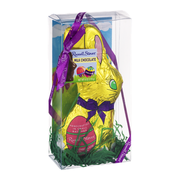 Russell Stover Hollow Milk Chocolate Rabbit