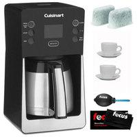 Cuisinart DCC-2900 12-Cup PerfecTemp Thermal Coffee Maker Bundle